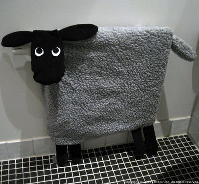 Radiator_sheep