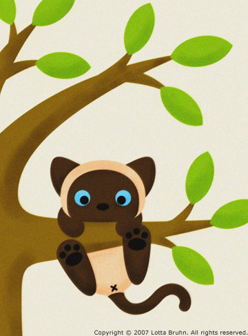 Siamese_in_tree